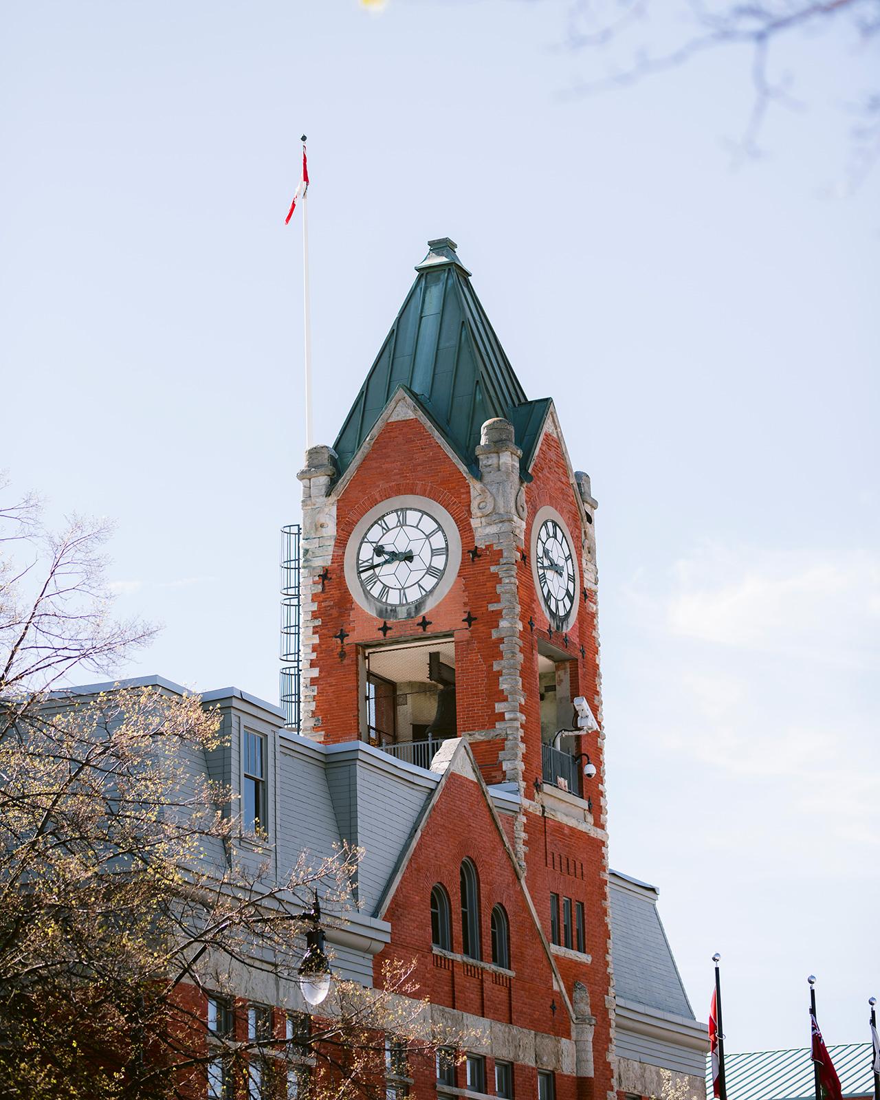 Collingwood town Hall