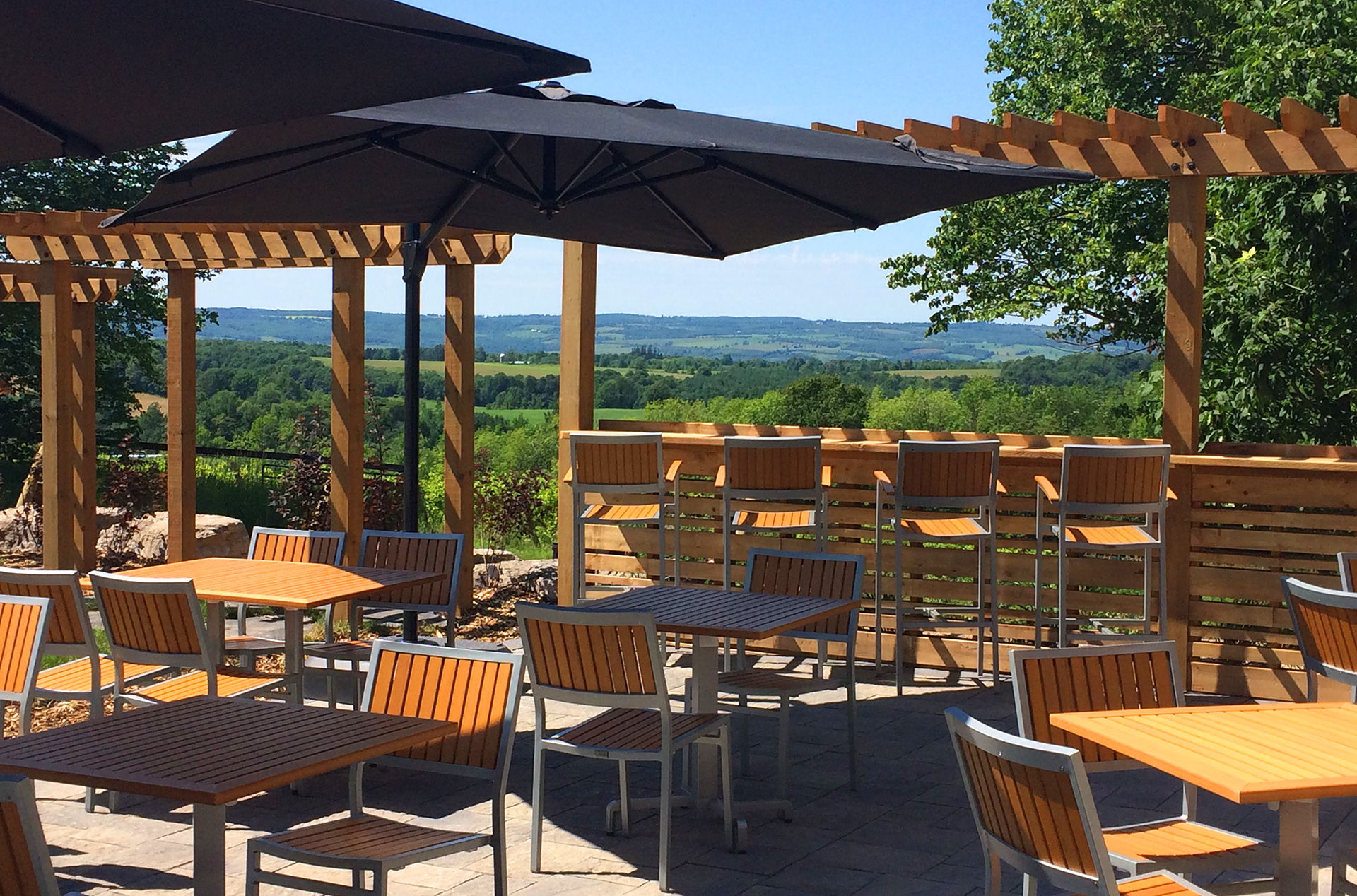 The Roost Wine Co. Patio