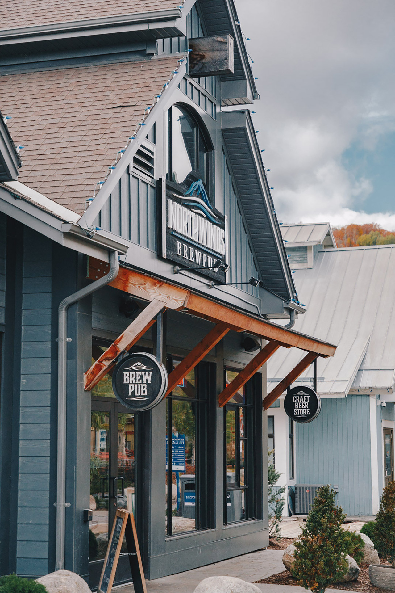 Northwinds Brewery at Blue Mountain Village